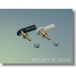 Snap Kulowy M2/M2/6mm - 18mm - 2 szt - MP-JET 2408