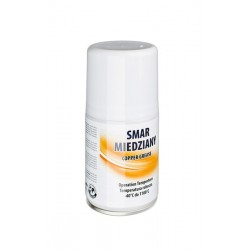 Smar Miedziany - spray 100ml - od -40C do 1100C - AG TermoPasty