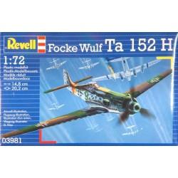 Revell - 03981 - Focke Wulf Ta152H - Samolot