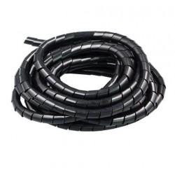 Oplot na kable - 4mm - czarny - 10mb - drukarki 3D