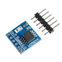 Moduł pamięci W25Q32 FLASH na SPI - Moduł pamięci dla robota - Arduino - STM32