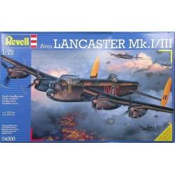 Revell - 04300 - Avro Lancaster Mk.I/III
