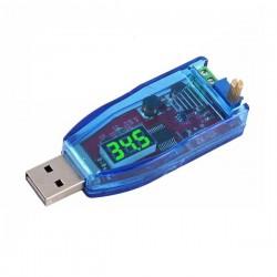 Przetwornica DC-DC USB 5V / 1-24V - konwerter Buck-Boost