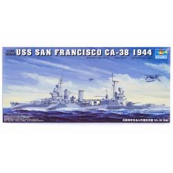 Trumpeter 05310 USS SAN FRANCISCO CA-38 (1944)