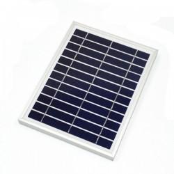 Ogniwo słoneczne 5W 6V - Panel solarny w ramce 24x18,5cm - solar - fotowoltaiczny
