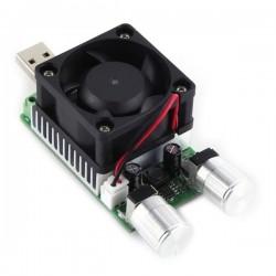 Obciążenie elektroniczne 35W - 3-21V 0-4,5A - sztuczne obciążenie - obciążnica