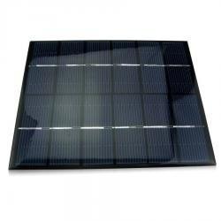 Ogniwo słoneczne - 2W 6V - 136x110x3mm - OS2 - Panel solarny - solar - fotowoltaiczny