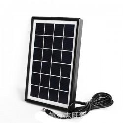 Ogniwo słoneczne - 3W 6V - Panel solarny w ramce 22x13,5cm - solar - fotowoltaiczny