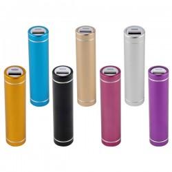 Obudowa do powerbank - na 1 akumulator 18650 - USB 5V 1A - czerwona