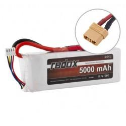 Redox 5000 mAh 11,1V 30C - pakiet LiPo