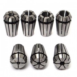 Tuleja zaciskowa ER11 - 3mm - tulejka - uchwyt do Głowicy zaciskowej C16 - CNC - frezarka