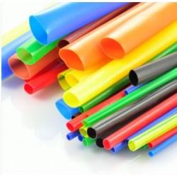 Zestaw 42 szt rurek termokurczliwych - kolor - 1,6 do 16mm - rurka termokurczliwa