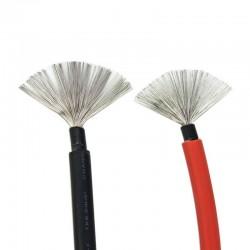 Kabel Solarny - PV1-F4 4mm2 czerwony - MC4 - Przewód fotowoltaiczny