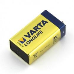 Bateria alkaliczna VARTA LONGLIFE 9V PP3 6LP3146