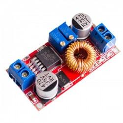 Przetwornica DC-DC - step down, XL4015E1 - 0-5A - 0,8-30V - regulacja prądu i napięcia - ładowarka akumulatorów