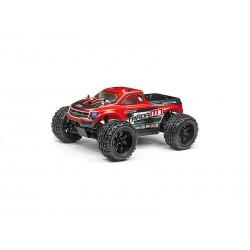 Maverick Strada MT RED bezszczotkowy 1/10 4WD Monster Truck RTR