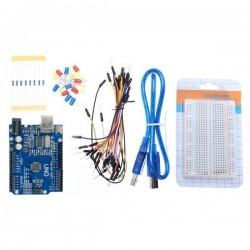 Zestaw startowy Arduino UNO KIT - Starter Kit Arduino UNO R3 - 88 elementów