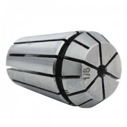"""Tuleja zaciskowa ER11 - 3.175mm 1/8"""" - tulejka - uchwyt do Głowicy zaciskowej C16 - CNC - frezarka"""