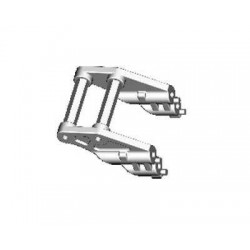 Buggy wing stay - 85013 - HSP / Himoto