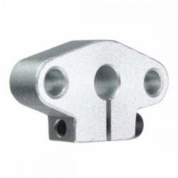 Wspornik końcowy wałka liniowego CNC - SHF10 - 10mm