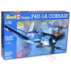 Corsair Vought F4U-1A - Revell - model do sklejania - 04781