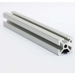 Profil aluminiowy T6 2020 T6 150mm - anodowany - do drukarek 3D, stelaży, maszyn przemysłowych