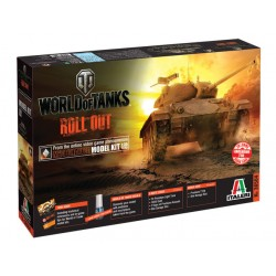 M24 Chaffee Italeri - 36504 - World Of Tanks - kody do gry