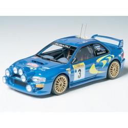 Tamiya 24199 Subaru Impreza WRC'98 - Monte Carlo