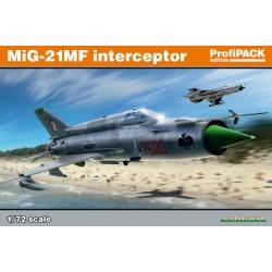 Eduard 70141 MiG-21MF interceptor