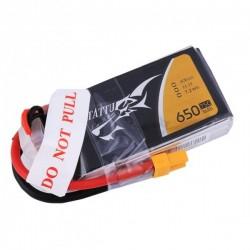 Akumulator 650mAh 11,1V 75C 3S1P - Tattu