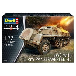 Revell - 03264 - sWS with 15 cm Panzerwerfer 42