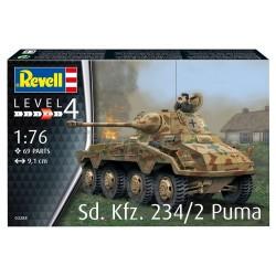 Revell - 03288 - Sd.Kfz. 234/2 Puma