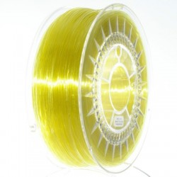 Filament Devil Design 1KG PETG 1,75 mm jasnożółty transparentny
