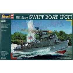 U.S. Navy SWIFT BOAT 1:48 - REVELL - Amerykańska łódź - 05122
