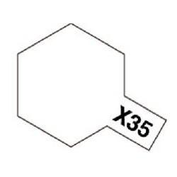 Tamiya X-35 Semi Gloss Clear 10ml - 81535