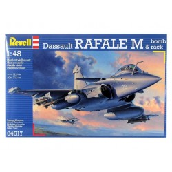 Dassault Rafale M 1:48 - REVELL - Samolot Wojskowy - 04517