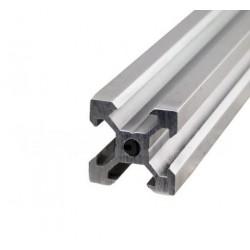 Profil aluminiowy V-SLOT 2020 300cm - anodowany - do drukarek 3D, stelaży, maszyn przemysłowych