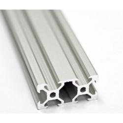 Profil aluminiowy V-SLOT 2040 250cm - anodowany - do drukarek 3D, stelaży, maszyn przemysłowych