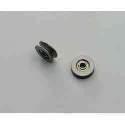 Łożysko pasowe - 4x12x3 oś 3mm - typ V623ZZ - 623VV