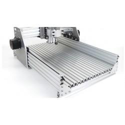 Aluminiowy stół do frezarki CNC - 80x48cm - V-SLOT
