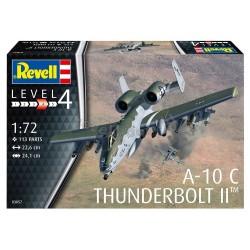 A-10C Thunderbolt II - Revell - 03857 - samolot