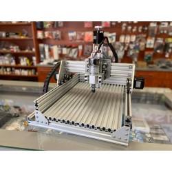 Frezarka CNC - zestaw blach do frezarki - aluminium