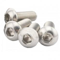 Śruba Socket M5x14 - 10 szt - pod klucz imbusowy