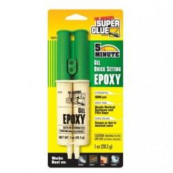 Żywica Epoxy 5min 28g w strzykawce