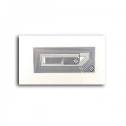 Naklejka NFC F08 - 30x15mm - 1024 bajt - RFID - samoprzylepna