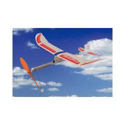 Samolot GACEK - napęd gumowy