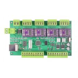 Sterownik CNC 24V - GRBL 1.1 - do frezarek CNC - 4xDRV8825, obsługa wrzeciona