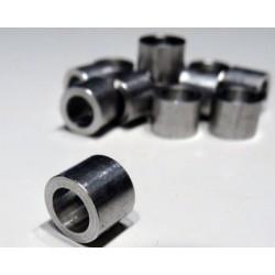 Dystans aluminiowy - 6mm - do maszyn CNC - 1szt
