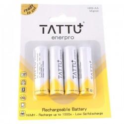 Akumulatory NiMH Tattu 2100mAh 1.2V - 4szt