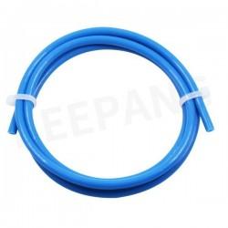 Rurka Teflonowa PTFE niebieska 2/4 mm 1mb - Drukarka 3D RepRap